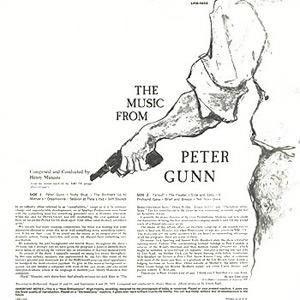 Henri Mancini - The music from 'Peter Gunn'