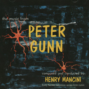 Henri Mancini - The music from 'Peter Gunn'