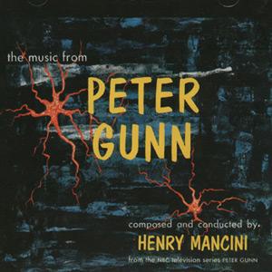 Henri Mancini - The music from �Peter Gunn�