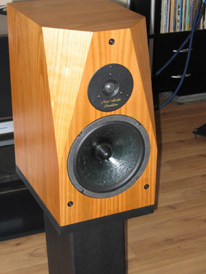 New Audio Frontiers Reference Two MK2