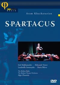 Bolshoi Ballet - Spartacus