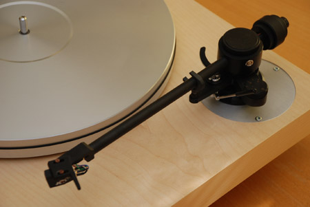 Acoustic-Signature Manfred draaitafel