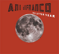 Ani diFranco- Red Letter Year