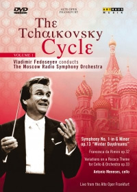 The Tchaikovsky Cycle – volume 1