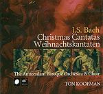 J.S. Bach - Christmas Cantatas (Weihnachtskantaten