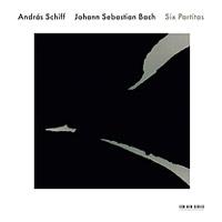 Bach – Six Partitas – András Schiff