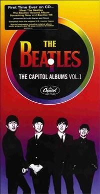 The Beatles – The Capitol Albums vol.1