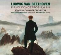 Ludwig van Beethoven – Piano Concertos 3, 4 en 5