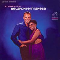Harry Belafonte en Miriam Makeba