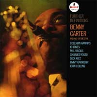 Benny Carter and his orchestra; Further Definition