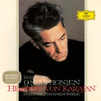 Ludwig van Beethoven 9 Symphonien, Herbert von Karajan, Berliner Philharmoniker