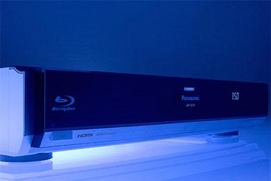 Panasonic Blu-Ray speler