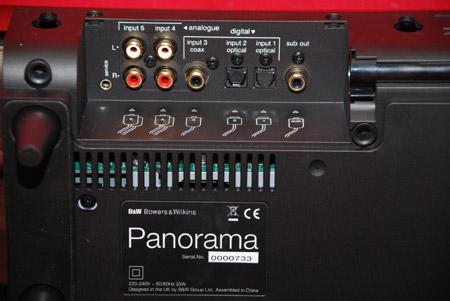 B&W Panorama