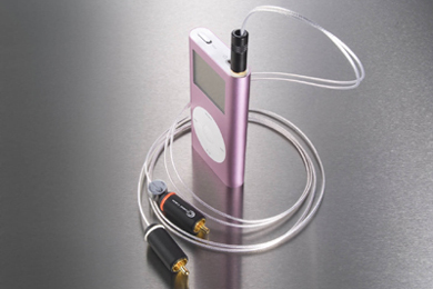 Crystal Cable Piccolo iPod