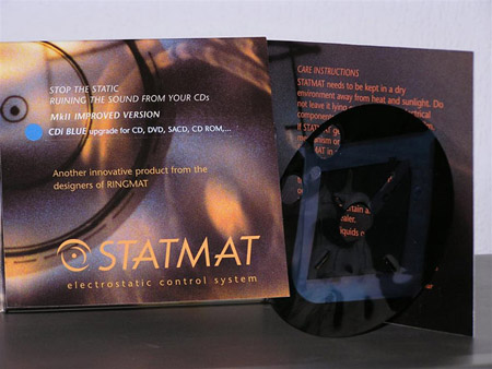 CD-Matten
