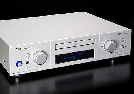 CEC CD3800