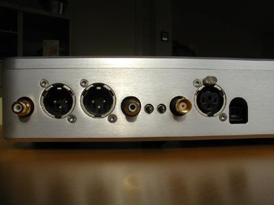 Chord Dac 64 d/a converter