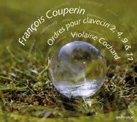 Couperin - Ordres pour clavecin 2,4,9 & 11