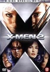 X MEN 2 cover