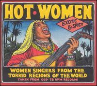 Robert Crumb presents Hot Women – Women Singers Fr