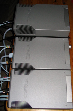 Cyrus Pre X vs/ X Power/CD 8x/PSX-R