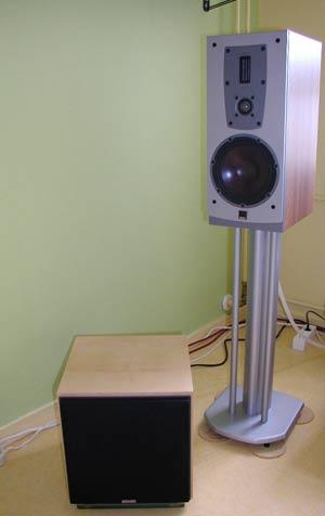 Dali Ikon 2 luidsprekers (c) Xingo (c) Xingo