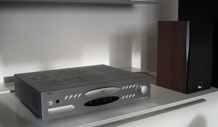 NAD L53 stereo DVD-receiver (c) Xingo (c) Xingo (c