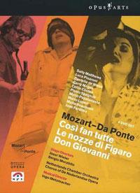 Mozart – Da Ponte