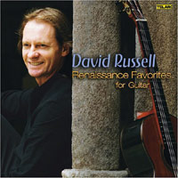 David Russell - Renaissance Favorites for Guitar