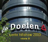 De Doelen Lente HiFi Show CD