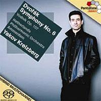 Dvorak Synphony no.6 - Yakov Kreizberg