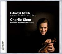 Elgar en Grieg: vioolsonates