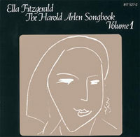 Ella Fitzgerald Sings The Harold Arlen Songbook