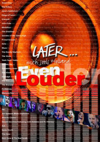 Later… even louder
