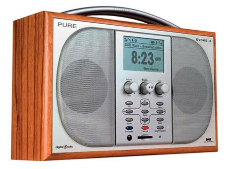 Pure Digital Evoke-3