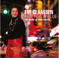 Fay Claassen - Red, Hot & Blue