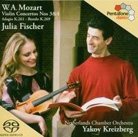 Mozart – Julia Fischer