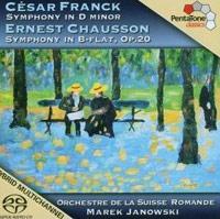 Franck / Chausson - Symphonies