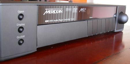 Meridian G91 surround controller  (c) Xingo (c) Xi