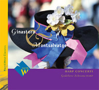 Harp Concerti Ginastera & Montsalvatge