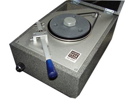 Audio Desk Systeme Gläss CD Sound Improver