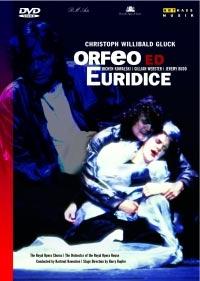 """Orfeo ed Euridice"" van Gluck"