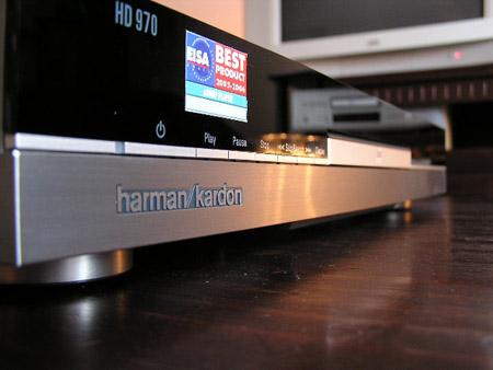 Harman Kardon HD970 cd-speler