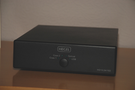 Hegel HD10