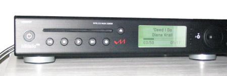 Hifidelio 400GB music server met vM modificatie
