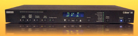DVDO iScan HD Scaler