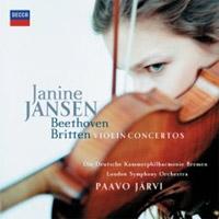 Janine Jansen- Beethoven / Britten Violin Concertos
