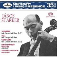 Janos Starker - Schumann and Lalo Cello Concertos