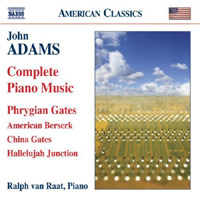 John Adams – Complete Piano Music