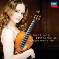Julia Fischer - Bach Concertos